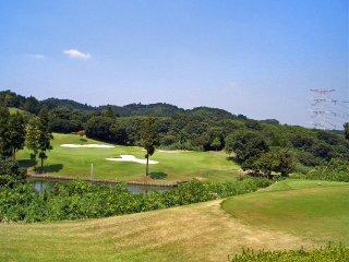 木更津ゴルフクラブにて撮影