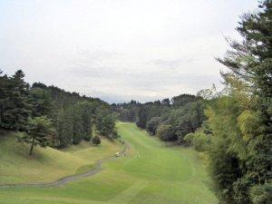 武蔵野ゴルフクラブにて撮影