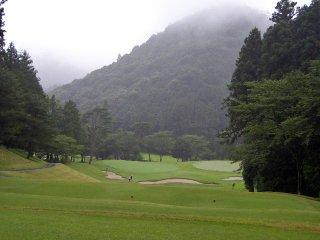 唐沢ゴルフ倶楽部にて撮影