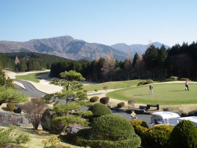 箱根湖畔ゴルフコースGC|風景写真1