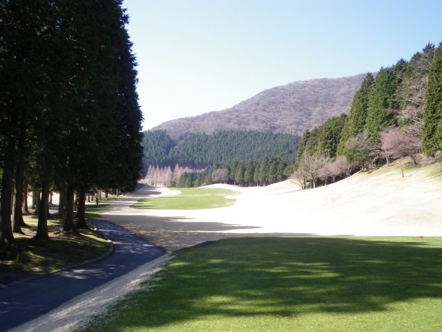 箱根湖畔ゴルフコースGC|風景写真2