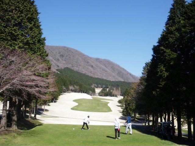 箱根湖畔ゴルフコースGC|風景写真3