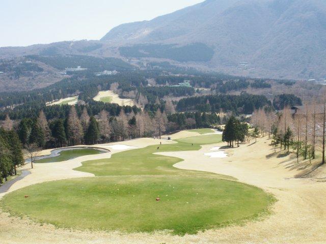 箱根湖畔ゴルフコースGC|風景写真6