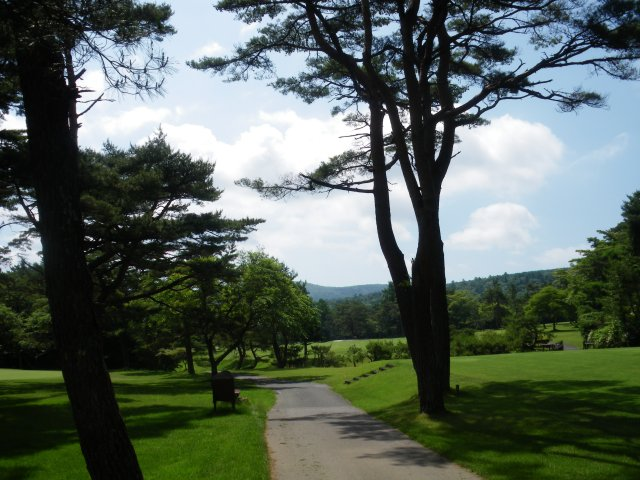 富士ゴルフコース|ゴルフ場写真1