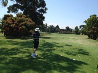 ゴルフ場写真1