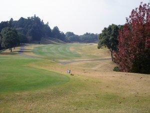 富士OGMゴルフクラブ出島コースにて撮影