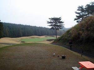 ニュー・セントアンドリュースゴルフクラブ・ジャパンにて撮影