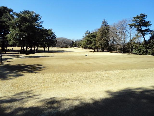 狭山ゴルフ・クラブにて撮影
