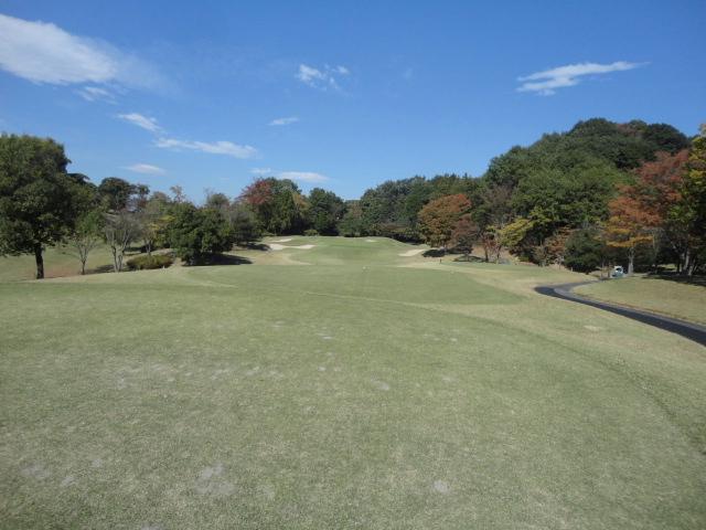 レイクウッドゴルフクラブ富岡コースにて撮影
