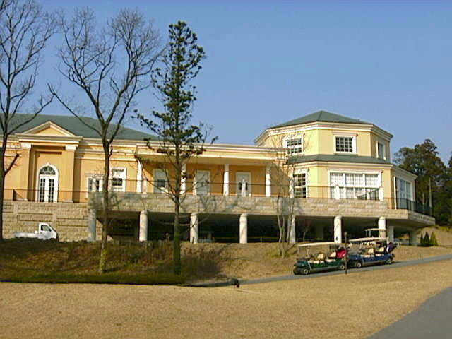 太平洋クラブ成田コース コース写真1